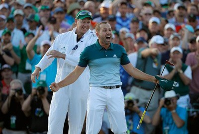Sergio Garcia Masters Win Whats in The Bag