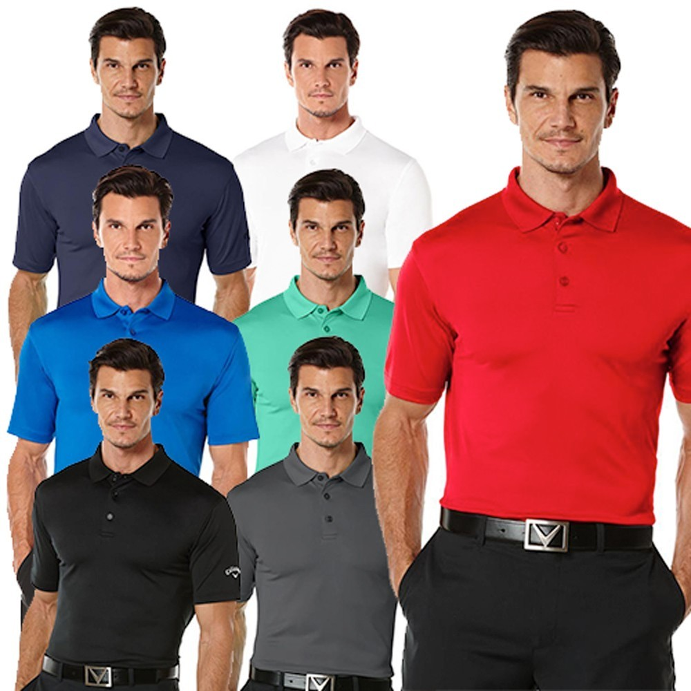Best Golf Gifts for Father's Day - Callaway Solid Golf Shirt