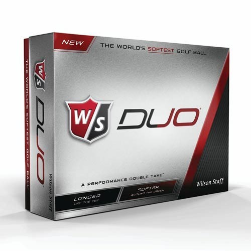 Wilson Duo Golf Balls - Best Father's Day Golf Gifts